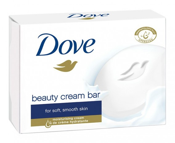 DOVE MYDŁO KOSTKA BEAUTY CREAM BAR 100G