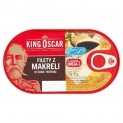 KING OSCAR FILETY Z MAKRELI W SOSIE TERIYAKI 170G